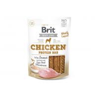 Brit Jerky Chicken Protein Bar