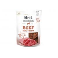 Brit Jerky Beef Real Fillets