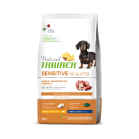 NATURAL TRAINER ADULT Mini DUCK Sensitive No Gluten