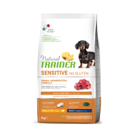 NATURAL TRAINER ADULT Mini LAMB Sensitive No Gluten