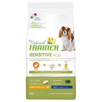 NATURAL TRAINER ADULT Mini RABBIT Sensitive Plus