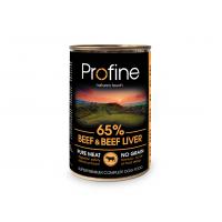 Profine Beef, Beef Liver