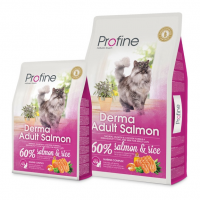 Profine Cat Derma Adult Salmon