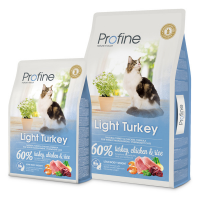 Profine Cat Light Adult Turkey