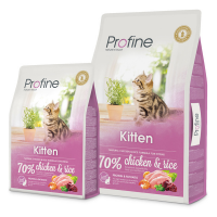 Profine Kitten Chicken & Rice