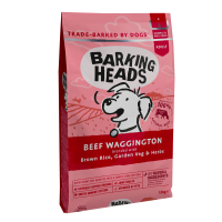 BARKING HEADS Beef Wagginston