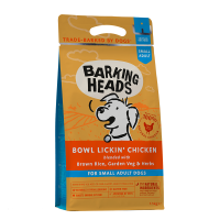 BARKING HEADS Chicken for Small Breed