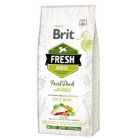Brit Fresh Duck with Millet Active Run&Work