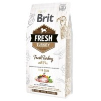 Brit Fresh Turkey with Pea Light Fit&Slim