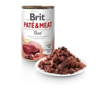 Brit Care Dog Beef Pate&Meat