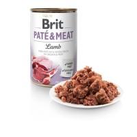 Brit Care Dog Lamb Pate&Meat