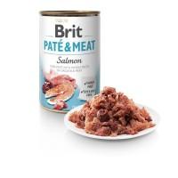 Brit Care Dog Salmon Pate&Meat