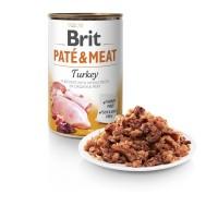 Brit Care Dog Turkey Pate&Meat