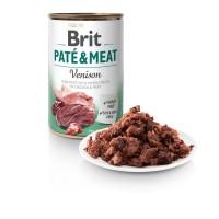 Brit Care Dog Venison Pate&Meat