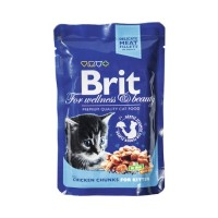 Brit Premium Kitten Chicken Chunks