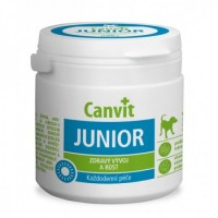 Canvit Junior šunims