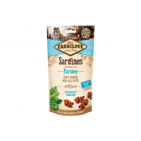 CARNI LOVE Cat Sardine enriched with Parsley