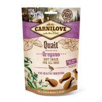 Carni love Dog  Quail with Oregano