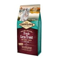 CARNI LOVE Cat Fresh Carp&Trout Sterilised