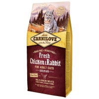 CARNI LOVE Cat Fresh Chicken&Rabbit