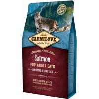 CARNI LOVE Cat Salmon Sensitive & Long Hair