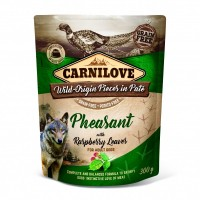 Carni Love Pate Pheasant with Raspberry Leaves