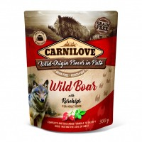 Carni Love Pate Wild Boar with Rosehips