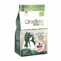 CROCKEX WELLNESS Medio-Maxi Duck & Rice
