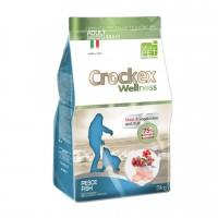 CROCKEX WELLNESS Medio-Maxi Fish & Rice
