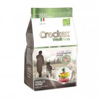 CROCKEX WELLNESS Medio-Maxi Horse & Rice