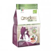CROCKEX WELLNESS Medio-Maxi Rabbit & Rice