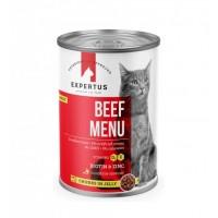 Expertus Cat Beff Menu