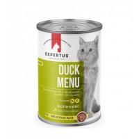 Expertus Cat Duck Menu
