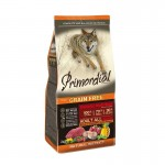 PRIMORDIAL Grain Free Buffalo & Mackerel