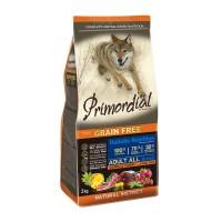 PRIMORDIAL GRAIN FREE Tuna & Lamb