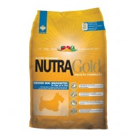NUTRA GOLD Indoor Dog Microbites