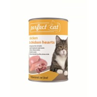 Perfect Cat Chicken & Chicken Hearts