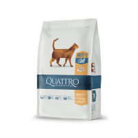 QUATTRO Cats Adult Extra Poultry