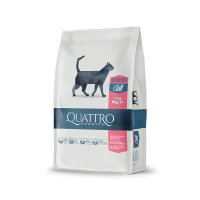 QUATTRO Cats Adult Sterlilised Extra Poultry