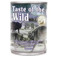 TASTE OF THE WILD Sierra Mountain konservai