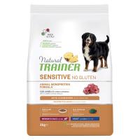 NATURAL TRAINER Medium/Maxi Adult Sensitive No Gluten Lamb & Rice